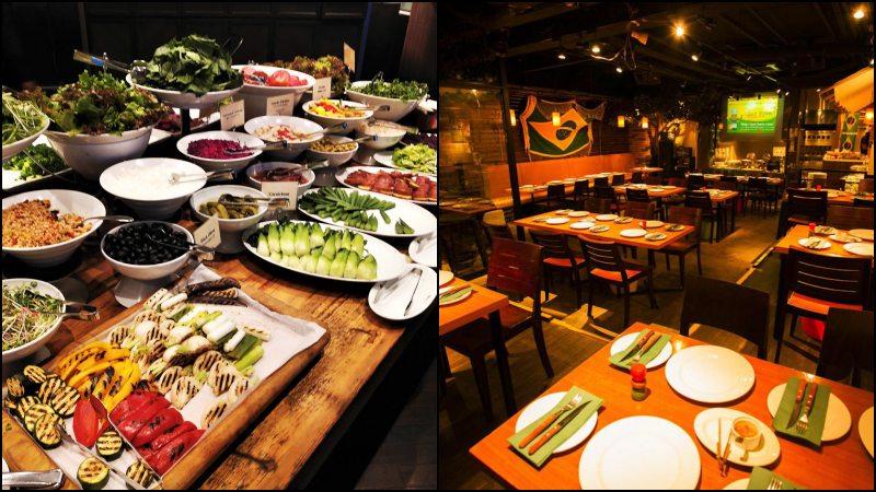Restaurantes brasileiros no japão