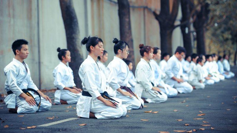 Zazen - Meditação Zen Budista -  1