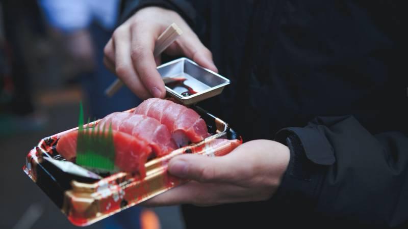 Os 10 Tipos de peixes mais consumidos no Japão - maguro 2