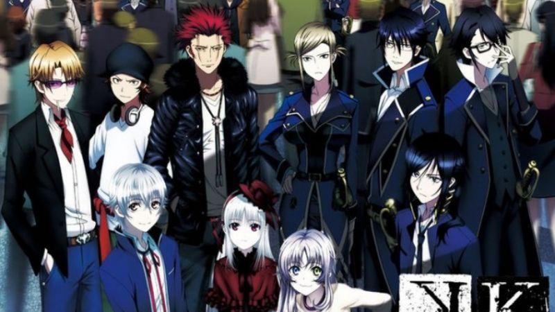 Os Melhores Animes Bishounen + Personagens bonitos - kek 4