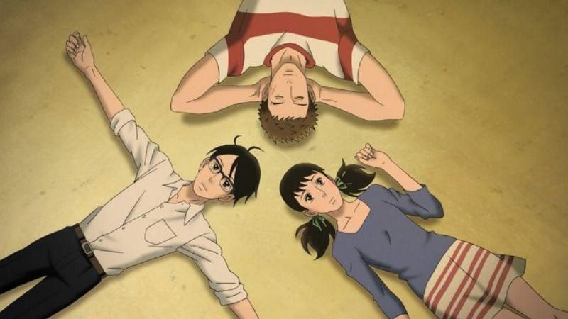 Os melhores animes josei + lista - sakamichi no apollon 5