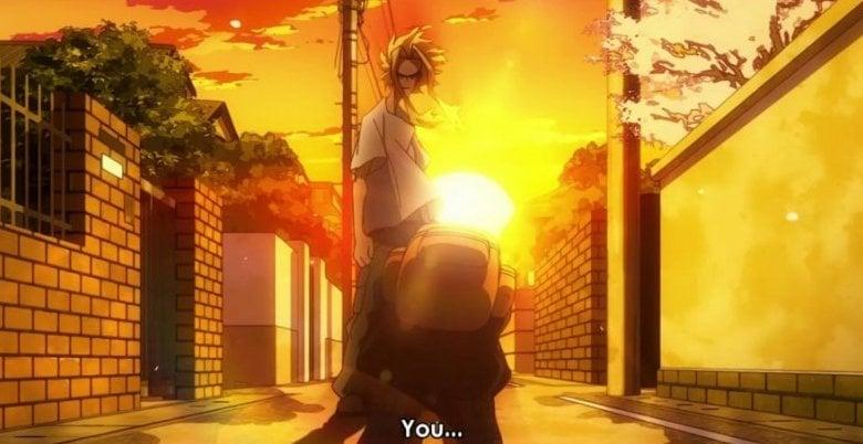As melhores frases dos animes em japonês - allmight boku no hero e1599043654919 2