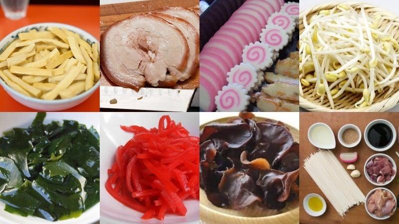 라면 가이드-종류, 호기심 및 요리법