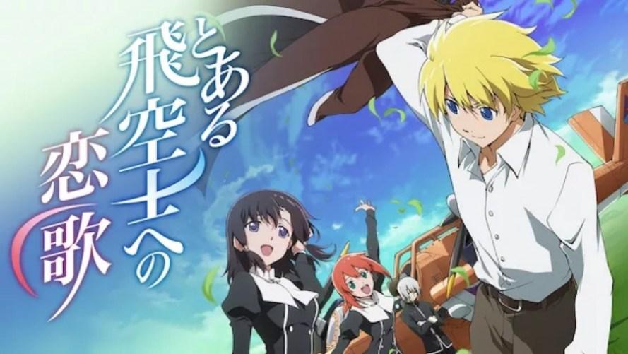A série de light novels to aru hikushi + final?