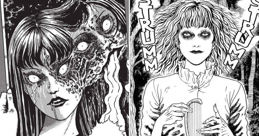 Junji ito: o gênio do horror japonês