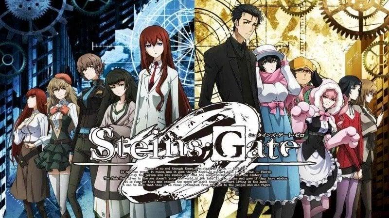 Steins;gate - o melhor anime sci-fi de viagem no tempo