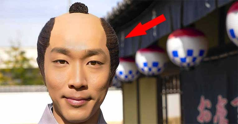 Chonmage: the hair of the samurai - Cabeloamurai