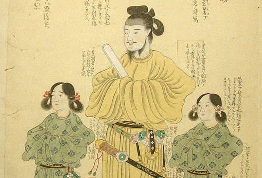 สมัยอาสึกะ - ยุคแห่งศิลปะและพุทธศาสนา