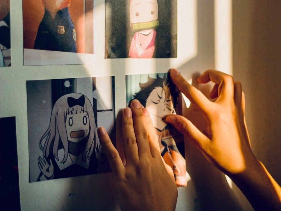 Um estudo da influência dos animes na percepção do mundo - animes fotos