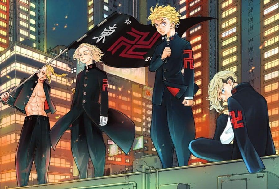 Manji - a suástica nos animes, mangás e cultura japonesa