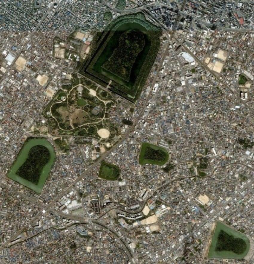 Kofun - as tumbas antigas do japão - kofun 13