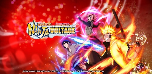 20 melhores jogos de animes para celular - naruto x boruto