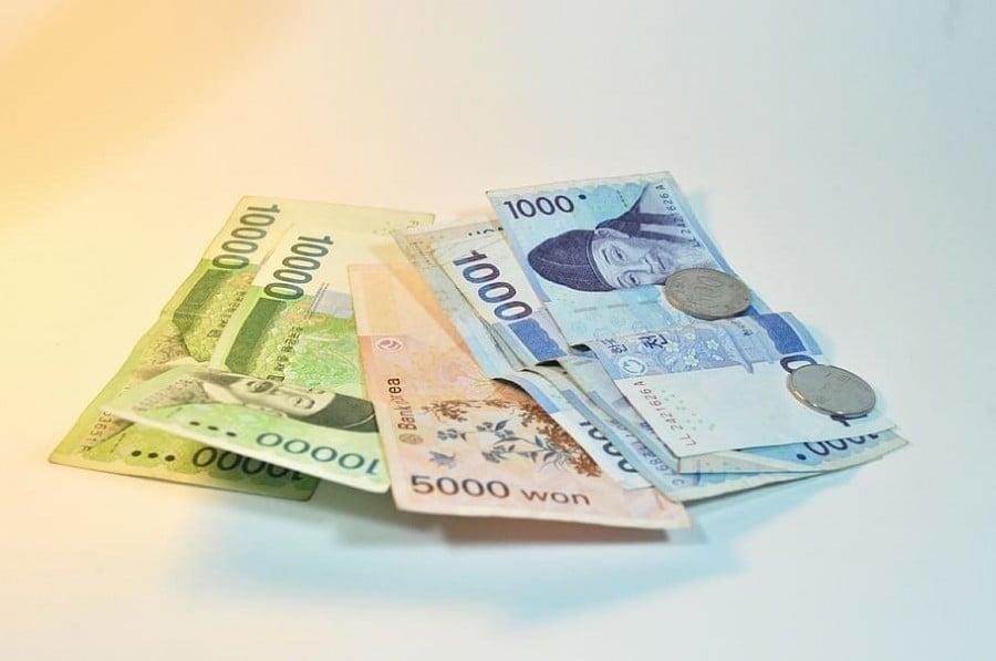 Won - a moeda da coreia do sul - won 1