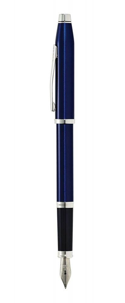 Cross Century II Blue Lacquer Fountain Pen