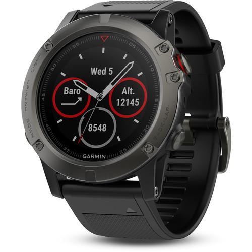 Garmin Fenix 5X Sapphire Multisport Watch