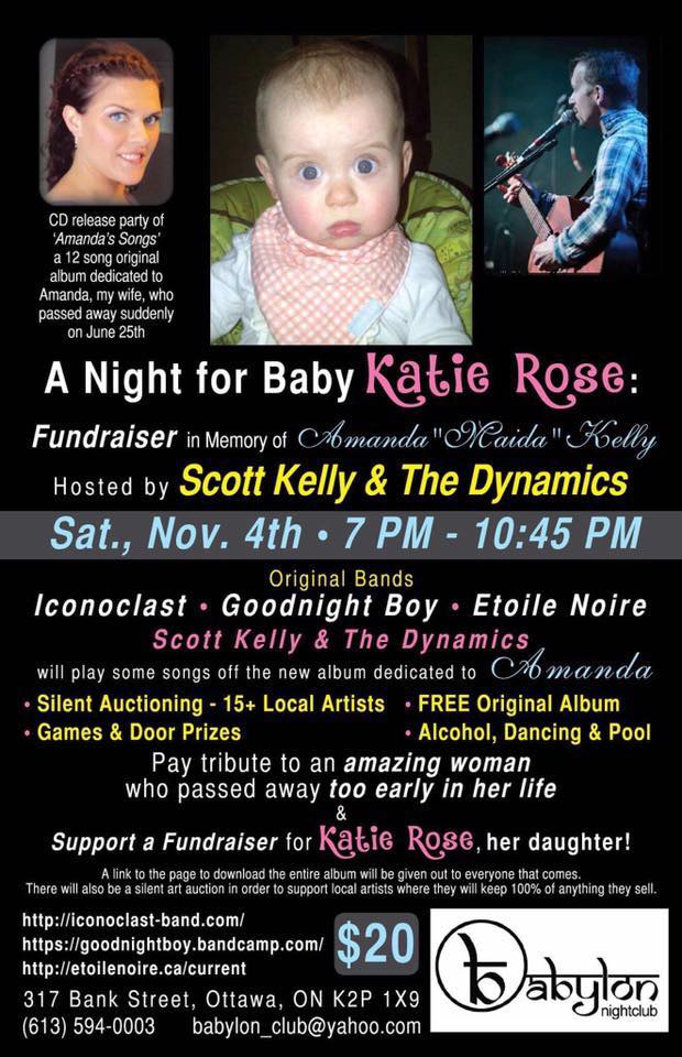 A Night for Baby Katie Rose