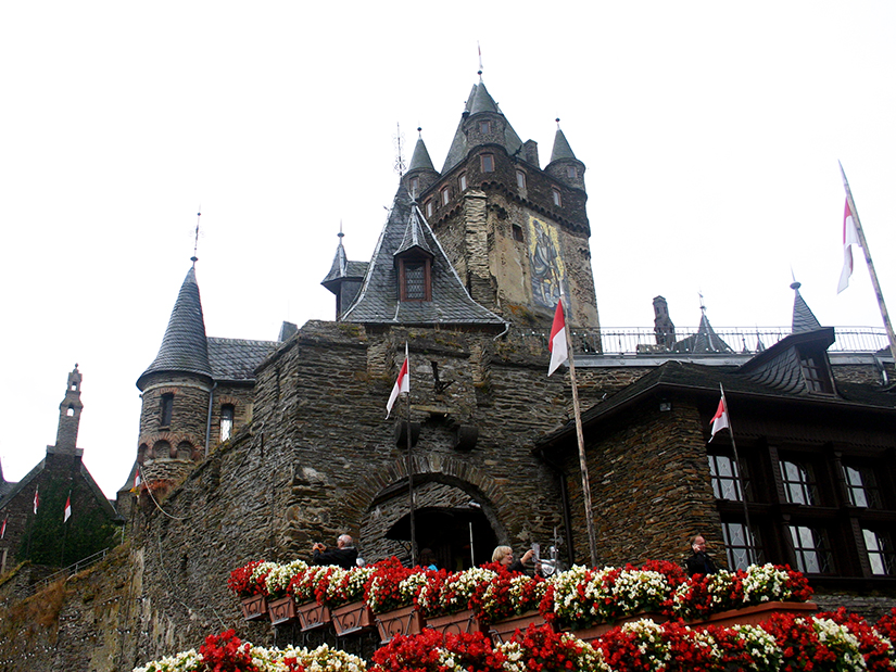 Cochem Imperial Castle