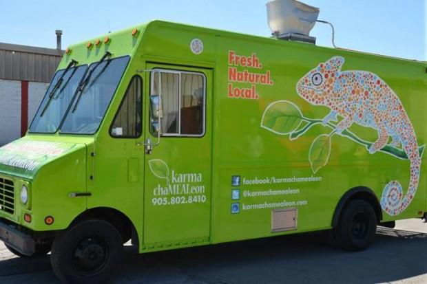 Food Trucking in Vegan Style