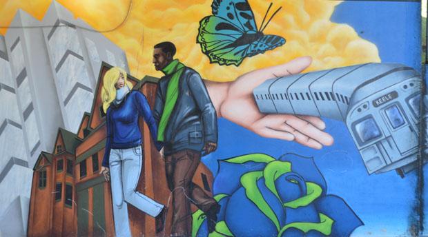 Opinion: The art of graffiti