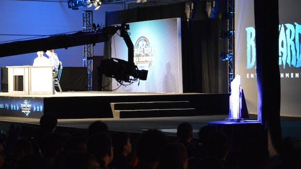 Pro-gamers aim high in eSports competitions