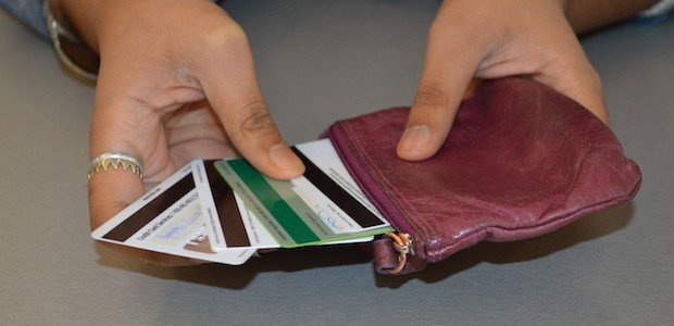 Small businesses want customers to pay rewards card fees