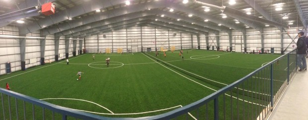 New indoor soccer facility opens in Newmarket