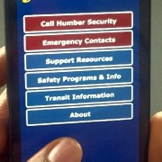 """New Humber """"Guardian"""" app makes safety easy"""