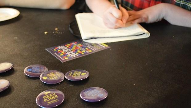 Dames Making Games teaches political game development