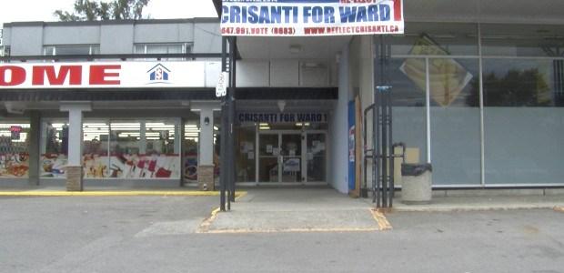 Ward 1 Etobicoke-North 2014 Toronto Election Profile