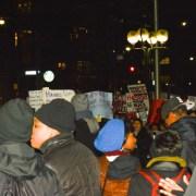 Torontonians protest Ferguson grand jury decision