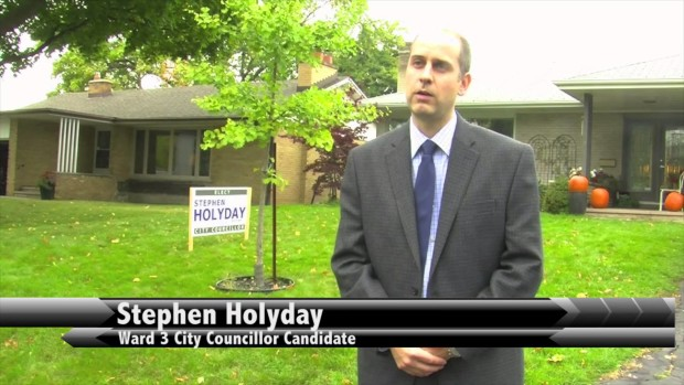 Ward 3 Etobicoke Centre 2014 Toronto Election Profile