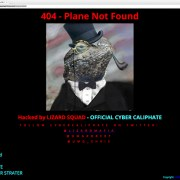 ISIS group says it hacked Malaysia Airline site