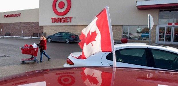 Target's liquidation letdown
