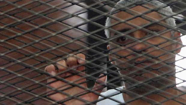 Egypt could release Mohammad Fahmy within hours