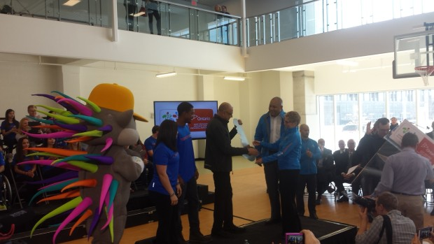 Pan Am Village connecting athletes now, communities later