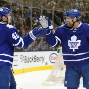 Toronto Maple Leafs faced Nashville Predators
