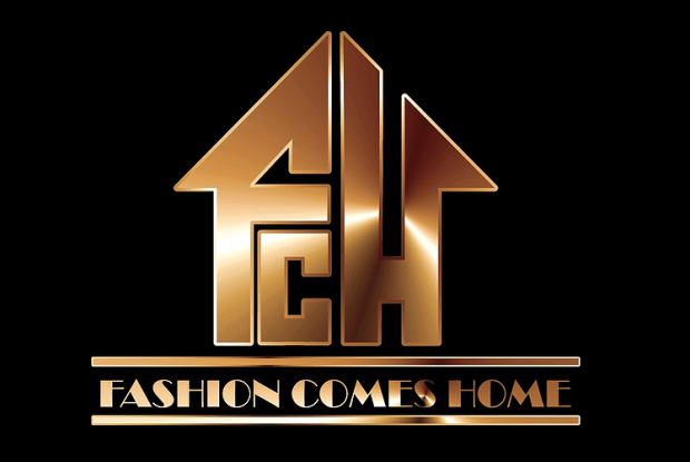 Picture of the fashion comes home logo.
