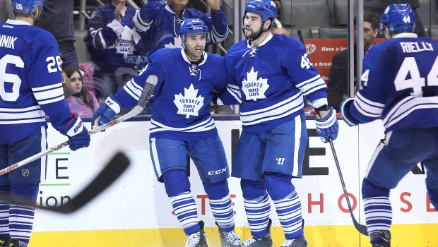 Kadri scratched from tonight's Leafs game