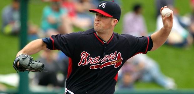 Atlanta Braves throw a no-hitter