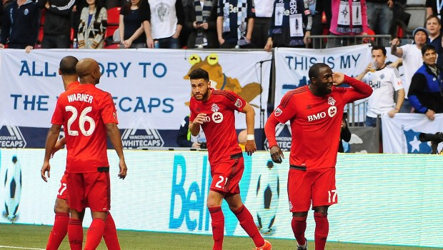 Toronto FC victorious in season opener