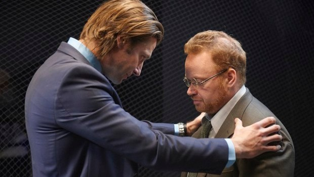 BULL play review: 'Hard to sit still in your seat'