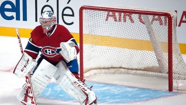 Canadiens' Price an MVP favourite