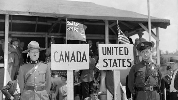 Canada-U.S. border screening revamped for better security