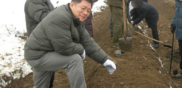 Canadian pastor being detained in North Korea