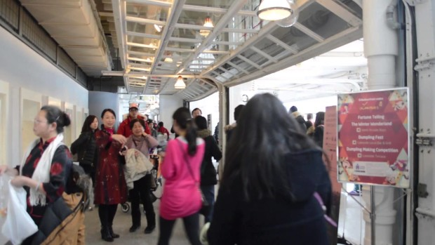 Lunar Festival 2015 at Harbourfront Center