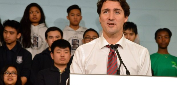 Trudeau announces new youth employment initiative