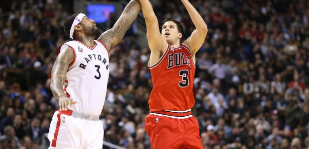 Why Can't the Raptors Beat the Bulls?