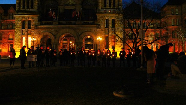 Toronto mourns the victims of the Lahore attack