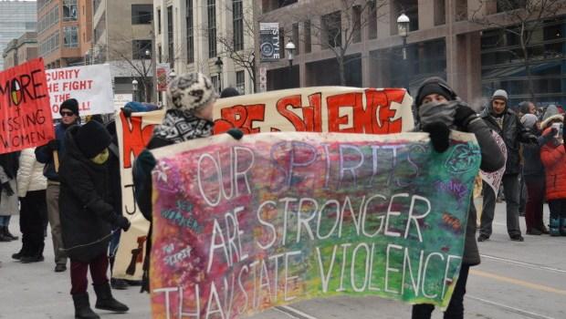Panel discussion tour to end violence against women amplifies Indigenous voices