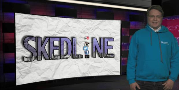 SkedLive: November 7 with Daniel Plante